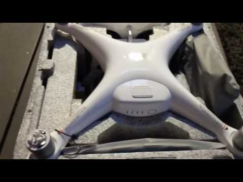 DJI Phantom 4 Refurbished Unboxing