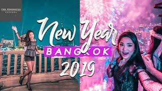 REVIEW HOTEL BANGKOK 80 JUTA MALAM ADA GYM & JACUZZI The Peninsula Bangkok NEW YEAR 2019