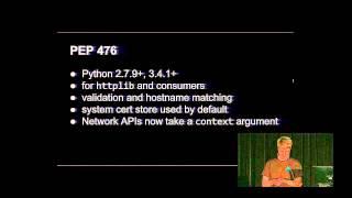 Benjamin Peterson - A Dive into TLS - PyCon 2015
