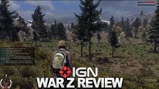 IGN Reviews - The War Z Video Review