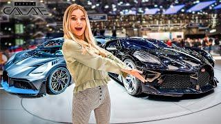 Teuerster Neuwagen der Welt! €16,7 MIO Bugatti LA VOITURE NOIRE