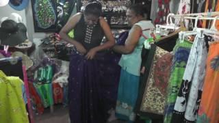 How to wear Sari (Как одевать Сари)