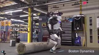 Top 5 Boston Dynamics Robots