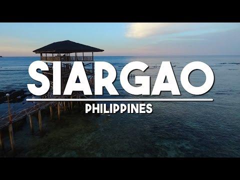 GoPro 4 and DJI Phantom: Siargao Philippines