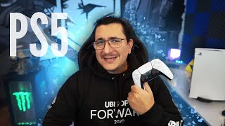 Review de la PS5 | Gánate un PS5 | El control es alucinante !