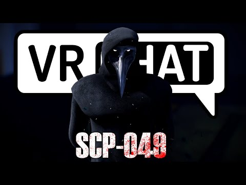 The Voice of SCP-049 scares VRchat players (\