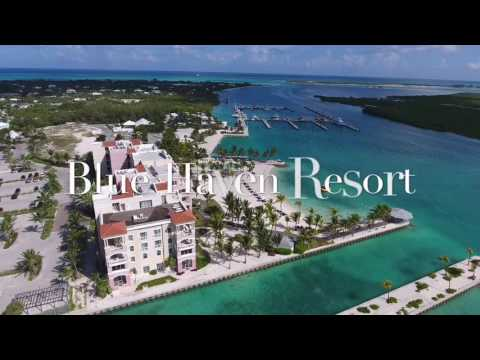 Phantom 4 - Canal Views - Turks & Caicos Islands