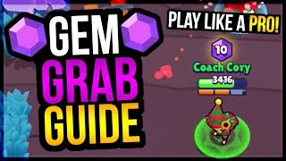 Follow THESE Tips to WIN More in Gem Grab! Gem Grab Guide (Brawl Stars)