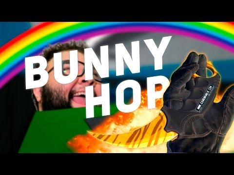 DICAS DE BUNNY HOP - CS:GO