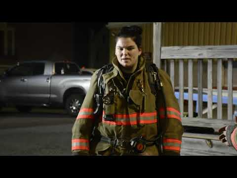 A Day in the Life of a Volunteer Firefighter