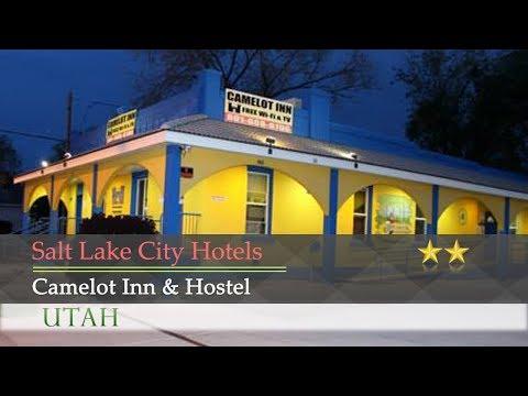 Camelot Inn & Hostel - Salt Lake City Hotels, Utah