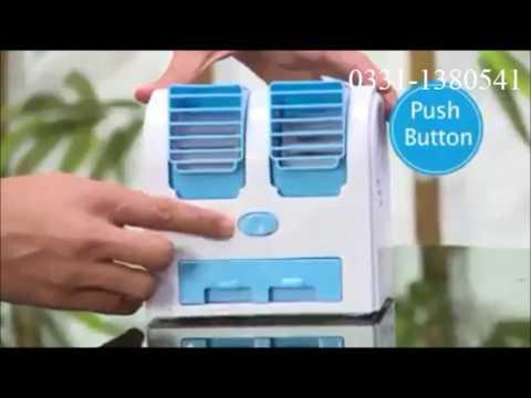 Mini USB Air Cooler - YouTube