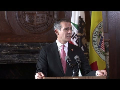 LA mayor's proposed budget focuses on street safety, homelessness   ABC7