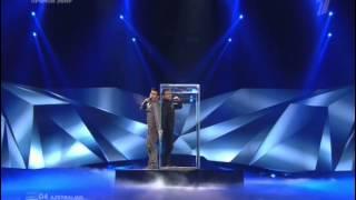 Евровидение,Азербайджан, Farid Mammadov - Hold Me