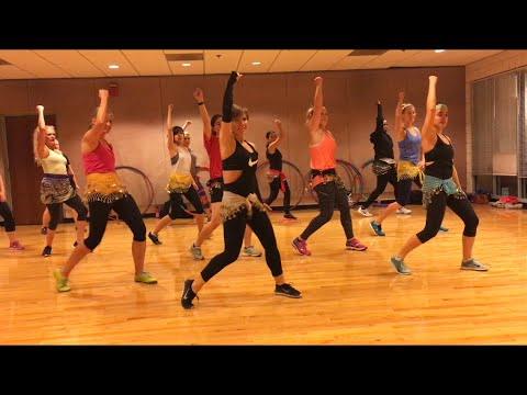 DHOOM AGAIN  Bollywood Dance Fitness Workout Valeo Club