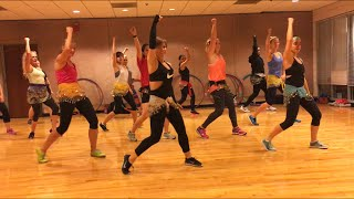 """DHOOM AGAIN"" - Bollywood Dance Fitness Workout Valeo Club"