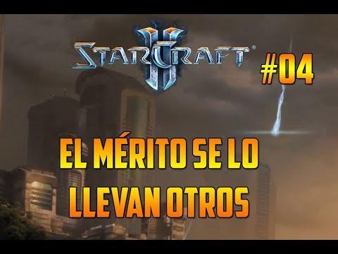 STARCRAFT 2 - TODO PARA QUE SE LLEVEN EL MÉRITO OTROS... - CAMPAÑA NOVA - GAMEPLAY ESPAÑOL