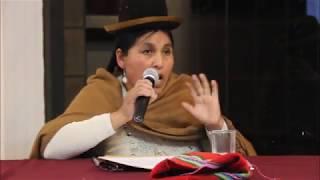 Claudia Coari: Racismo en la participación política estatal de las mujeres originarias