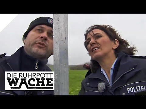 Nägel auf der Straße: Dubiose Geschehnisse nach Unfall | Die Ruhrpottwache | SAT.1 TV