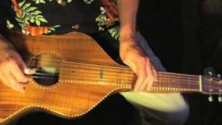 blues on my lap - weissenborn lap slide guitar - instrumental in open g