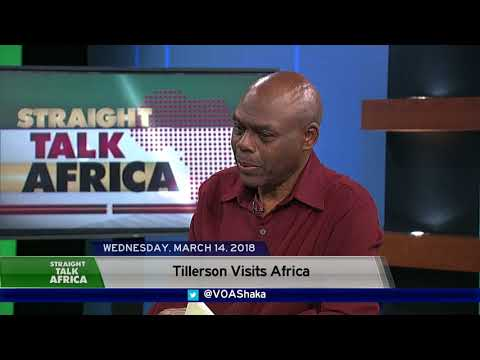 STRAIGHT TALK AFRICA  SALIH BOOKER ON NEW SCRETARY OF STATE