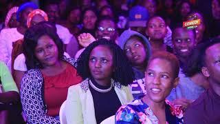 Alex Muhangi Comedy Store July 2019 - Bobi Brown & Nilo Nilo