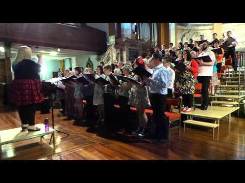 Edinburgh City Singers-  Thank you for the music