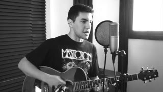 Nicolás Herrera - Through Blood and Dirt and Bone (Trivium acoustic cover)