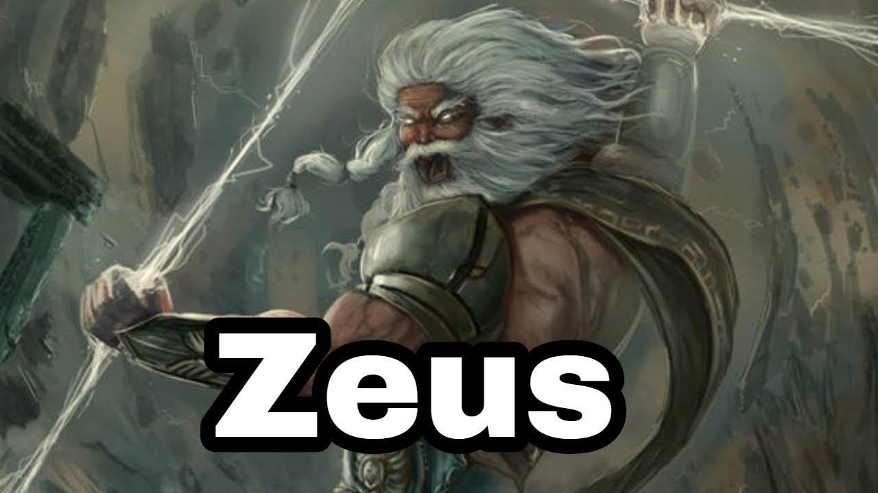 Download Zeus, Le roi des dieux (Mythologie Grecque)