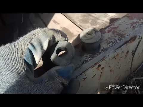 стук задних стоек фиат альбеа