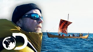 How Fast Were Viking Ships? | America's Lost Vikings