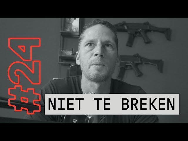 #24 -  Scherpschutters - Niet te breken met Sander Aarts