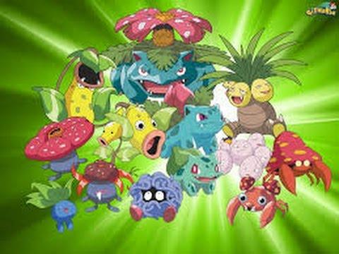 Resultado de imagen de planta tipo pokemon