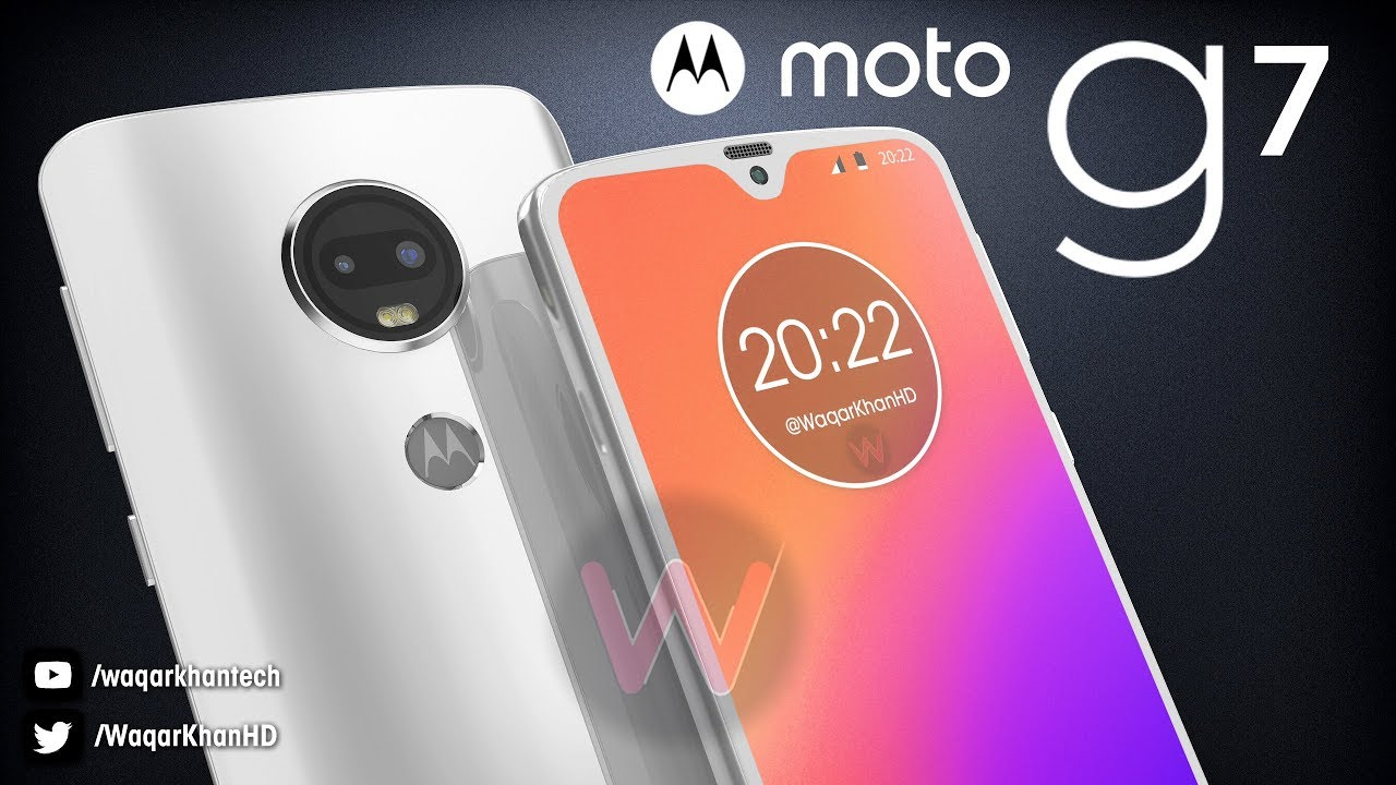 Motorola Moto G7 rumor-based renders surface - GSMArena com news