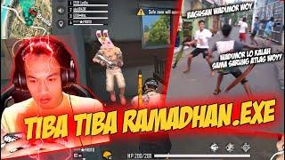 Download lagu RAMADHAN TIBA .EXE   DAMAGE SARUNG WADIMOR GA ADA OBENGGG !!!