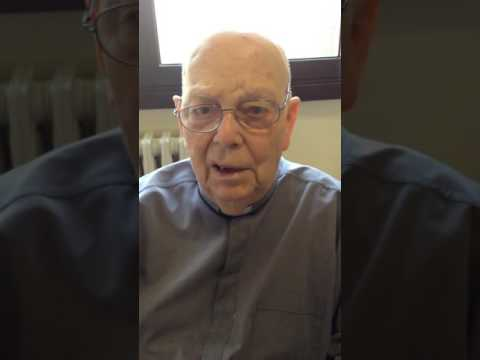 MESSAGE & BLESSING OF FR. GABRIEL AMORTH, SSP - EXORCIST OF ROME (1925-2016)