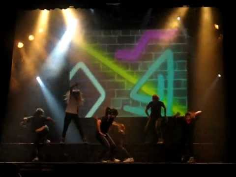 Muestra DanceMove 2011 / 1era parte Bloque Carreras
