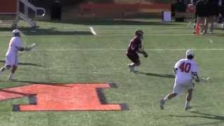 2014 Lacrosse Highlights - #2 Culver Academy Beats #3 McDonogh