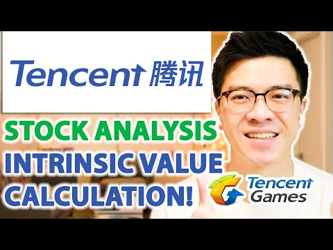 TENCENT STOCK ANALYSIS - Long-term Growth Catalysts | Risks Ahead | Intrinsic Value Calculation!