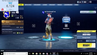 FORTNITE NEW SUTUP (DOUBLE MONITOR) (PC)