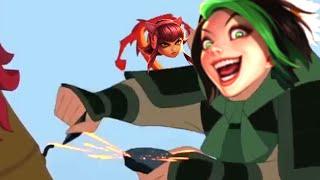 The Adventures Of Fire Cracker Jinx