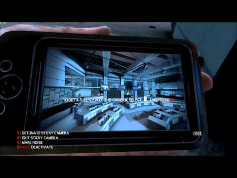 { ~ Splinter Cell Conviction, clip#2
