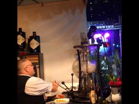Hendricks Gin at Los Angeles Food and Wine Festival 2015