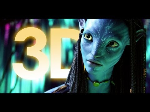AVATAR (2009) ~ Trailer 3D Español Latino ~ FULL HD.