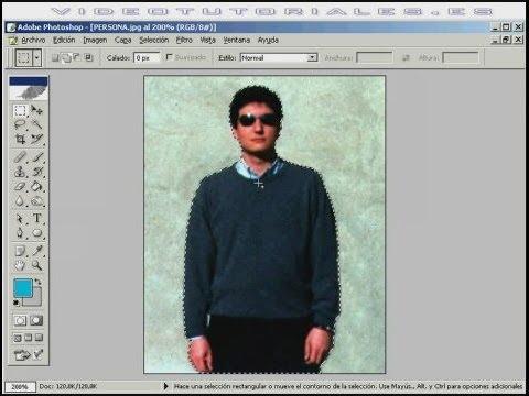 Cómo usar la varita mágica en Photoshop