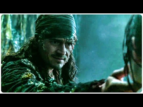 Thumbnail: PIRATES OF THE CARIBBEAN 5 Will Turner Reveal Trailer (2017) - Dead Men Tell No Tales