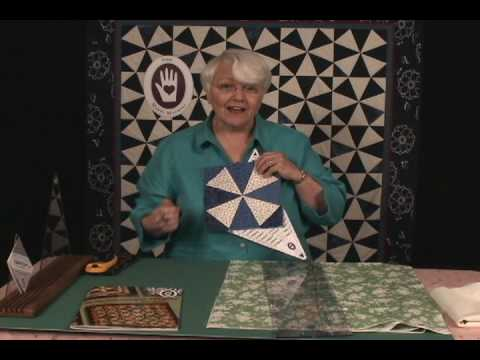 Perfect Patchwork Template Demonstration Doovi