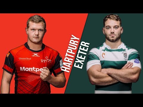 BUCS Super Rugby: Hartpury v Exeter University
