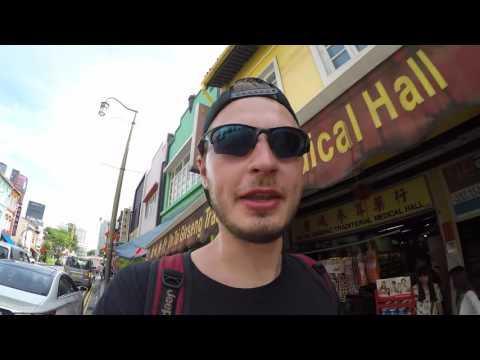 Vlog 17: Singapore: Downtown, Gardens By The Bay, Marina Bay, Universal Studios