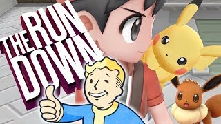 Fallout 76 and Pokemon Switch Reactions! - The Rundown - Electric Playground